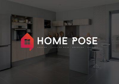 home-pose